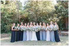 Katie and Trent Bridesmaid Dresses, Wedding Dresses, Charleston, The Row, Our Wedding, Bride Maid Dresses, Bride Gowns, Wedding Gowns, Weding Dresses