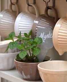 Mynte stoneware