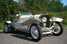 1923 Mercedes Benz Pre War 29-95 Targa Florio for sale at Hall and Hall