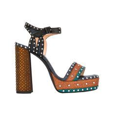 Studded Platform Sandals, Lanvin $2090