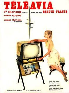 Francia, década del 50.
