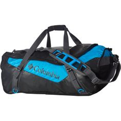 Durable and doesn't cost a fortune, the Columbia Lode Hauler Duffel Bag #fathersdad #awesomegift