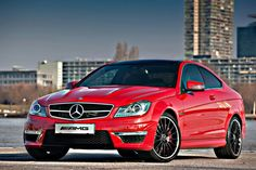 #c63 #mercedes #benz #red #amg