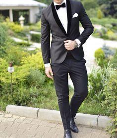 #men's fashion #erkek modası #damatlık #black&white