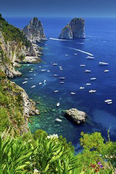 Italy's Enchanted Island of Capri