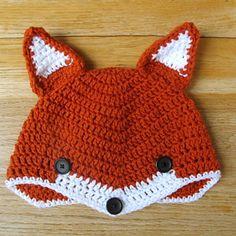 Ravelry: LBK63's Sly Fox Hat!