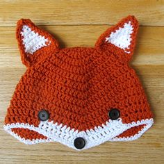 Ravelry: LBK63's Sly Fox Hat-free pattern!