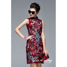 Party Wear Readymade Brown Western Wear Dress - 1021007