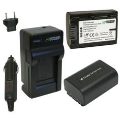 Wasabi Power Battery and Charger Kit for Sony NP-FV30, NP-FV40, NP-FV50, DCR-SR15, DCR-SR21, DCR-SR68, DCR-SR88, DCR-SX15, DCR-SX21, DCR-SX44, DCR-SX45, DCR-SX63, DCR-SX65, DCR-SX83, DCR-SX85, HDR-CX105, HDR-CX110, HDR-CX115, HDR-CX130, HDR-CX150, HDR-CX155, HDR-CX160, HDR-CX300, HDR-CX305, HDR-CX350V, HDR-CX360, HDR-CX520V, HDR-CX550V, HDR-CX560, HDR-CX700, HDR-PJ10, HDR-PJ30, HDR-PJ50, HDR-XR150, HDR-XR155, HDR-XR160, HDR-XR350V, HDR-XR550V $29.99