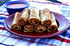 Mommy's Kitchen - Home Cooking & Family Friendly Recipes: Grilled Cheese Roll Ups {Share Your Cheesy}