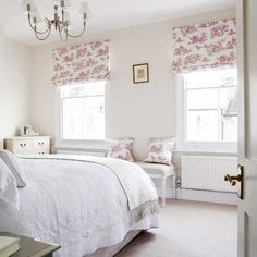 French-inspired bedroom   Bedroom decorating   image