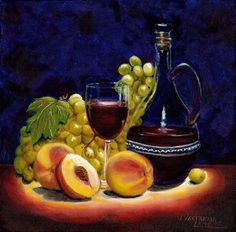 Still Life Painting by Janet Vartanian Lemette - Google Search