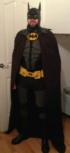 Batman Mens Costume Deluxe | Pinterest | Dark knight Superhero and Knight & Batman Mens Costume Deluxe | Pinterest | Dark knight Superhero and ...