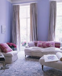 1000 Images About Lavender Interiors On Pinterest Lilac