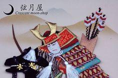 "Japanese picture, Kurumi-eくるみ絵 10 ""騎馬武者ーCavalryman"""