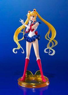 Sailor Moon Figuarts Zero Figure ~ Sailor Moon Crystal $58.00 http://thingsfromjapan.net/sailor-moon-figuarts-zero-figure-sailor-moon-crystal/ #sailor moon #Japanese anime stuff #anime