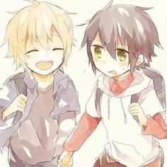 #mikayuu #yaoi #mika #yuu #cute #adorable #beautiful #anime #yuumika