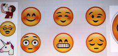 Les emoji sont des pictogrammes utilisés dans les messages électroniques et les pages web (jbl/REX/REX/SIPA).
