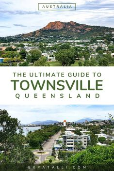 Townsville is a great place to visit while traveling Australia's East Coast. Here are some of the best attractions, restaurants and hostels for every budget that will make your trip to Townsville amazing! Australia Travel Guide, Moving To Australia, Visit Australia, Queensland Australia, Free Travel, Budget Travel, Travel Guides, Travel Tips, New Zealand Travel