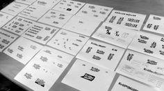 Identidad del Museo Kröller-Müller | El poder de las ideas http://elpoderdelasideas.com/logos/identidad-del-museo-kroller-muller/