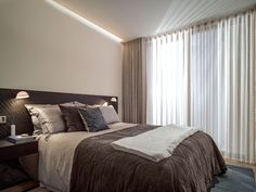 WINDOW TREATMENTS Luxurious and Exquisite Fitzroy Place Interior