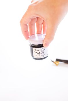 It is common for calligraphers to experience ink that bleeds or feathers, particularly when writing on paper that you didn't purchase yourself {i. Modern Calligraphy Alphabet, Laura Hooper Calligraphy, Calligraphy Video, Calligraphy Supplies, Calligraphy Paper, Calligraphy Tutorial, Calligraphy For Beginners, Learn Calligraphy, Lettering Tutorial