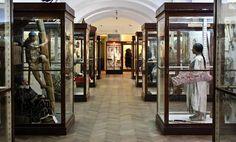 El Gabinete de Curiosidades en San Petersburgo  fue fundada en 1714 por orden de Pedro I. En el gabinete de curiosidades guarda más de un millón de objetos.  En él se exhiben preparaciones de mutaciones y deformidades humanas que en su día sirvieron a fines científicos, sin embargo ahora simplemente se utilizan para que los visitantes puedan observar lo increíble de la naturaleza humana.