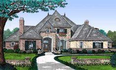 House Plans Architectural Designs W48012FM