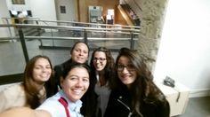 27-11-2014 Selfies conmemorativos 1er aniversario de la biblioteca.