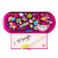 Sketchboard Pencil Case