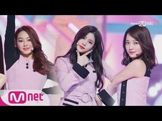 Gugudan - A Girl Like Me Live Mnet Comeback Stage on YouTube