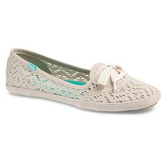 Keds Teacup Crochet Shoes - Women