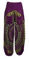 COLINE PA14424 nohavice fialová uni