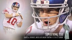 Superbowl XLVI Countdown...Eli Manning or Tom Brady, New York Giants or New England Patriots