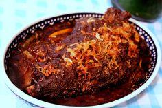 Shahi Raan Musallam/ Whole Mutton ( goat/lamb) Leg Roast Mutton Goat, Lamb, Goats, Chili, Soup, Kitchen, Recipes, Kitchens, Cooking