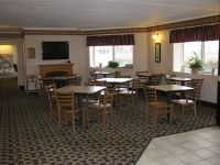 We offer a free continental breakfast in the morning from 6:00am to 10:00pm. Econo Lodge Darien Lakes. Buffalo, Ny hotel