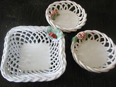 Pomysły plastyczne dla każdego DiY - Joanna Wajdenfeld: Koszyczki wielkanocne lepione
