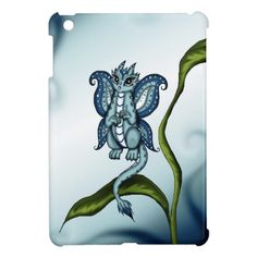 Butterflydragon blue cover for the iPad mini Ipad 1, Ipad Mini, Ipad Case, Blue Poster, Butterfly Wedding, Wedding Programs, Laptop Sleeves, Create Your Own, Cover