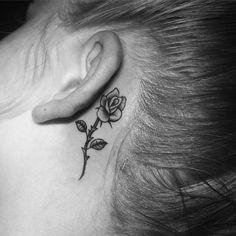 """311 tykkäystä, 5 kommenttia - NORA JANINA VICTORIA (@heirtattoo) Instagramissa: """"Little rose"""""""