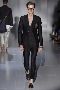 Gucci Men's RTW Spring 2015 - Slideshow