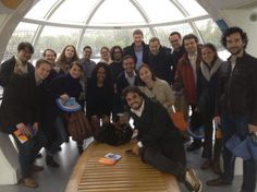 Interbrand brand valuation global summit | IBSAfacts  Happy campers at the Interbrand brand valuation global summit, taking in the views from the London Eye. Our Very own Raymond Chasenski attended from the Johannesburg office. He's the tall one in the back!