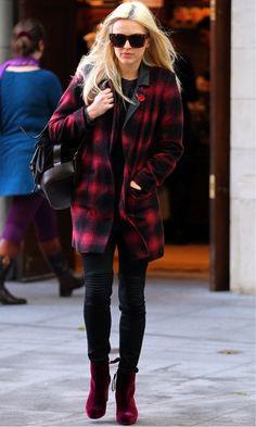 Celebrity Street Style - Fearne Cotton