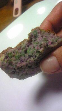 美味いと評判のカビクッキー。ww