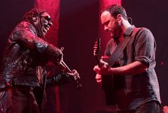 Dave Matthews Band-April 6-Sept 8  75 to 90 dollars As always, Dave will bring some high-profile opening acts. None have been announced just yet, but expect the best double-bills of the year.