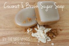 Soap Recipes – Winners and Honourable Mentions Diy Soap At Home, Coconut Oatmeal, Oatmeal Soap, Sugar Soap, Coconut Soap, Naan Flatbread, Diy Soaps, Homemade Soaps, Soap Packaging