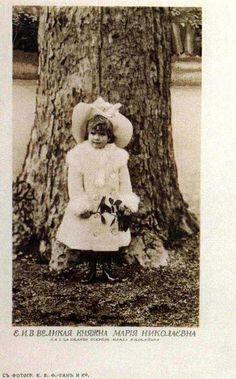 Grand Duchess Maria Nicholaevna