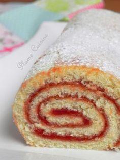 Gâteau roulé à la confiture de goyave, facile et exotique, les papilles vont adorer!