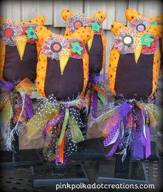 Fun Home Things: 10 Halloween Craft Ideas Halloween Dance, Halloween Owl, Halloween Carnival, Halloween Projects, Holidays Halloween, Halloween Decorations, Halloween Ideas, Halloween Makeup, Rainy Day Crafts
