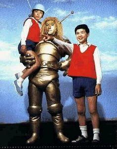 #Gam, o pai #Goldar e o amigo #Miko