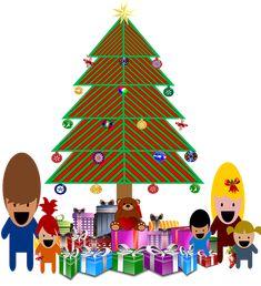 Wer hustet da im weihnachtsbaum